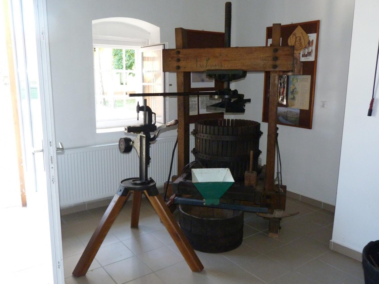 Bormúzeum és Borászati Kultúra Háza, Tolcsva