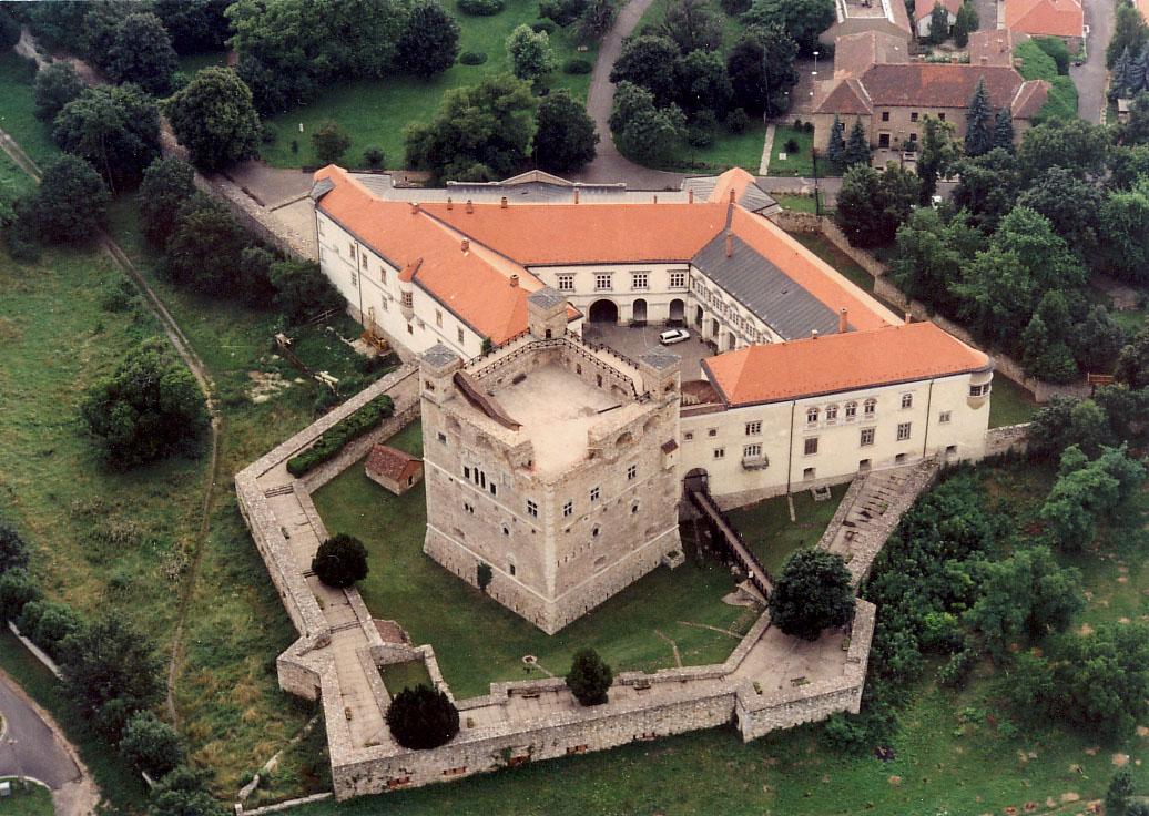 Rákóczi Vár és Múzeum, Sárospatak